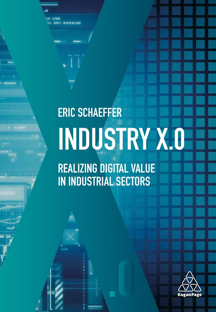 Eric Schaeffer's book on 'Industry X.0'